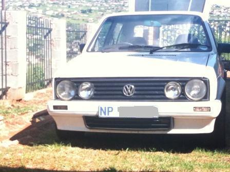 Well taken care of Golf 1 for Sale