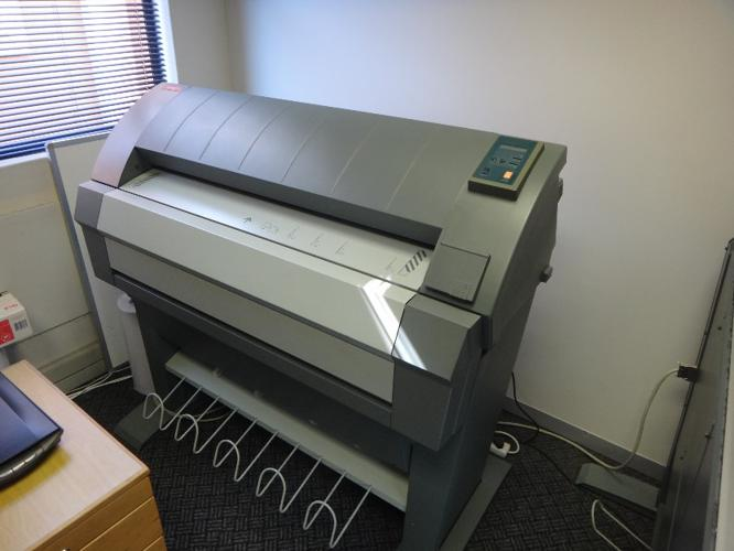 Wide Format Plotter Printer And Scanner For Sale In Cape