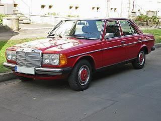 WIDE VARIETY OF MERCEDES W123 SPARES AVAILABLE