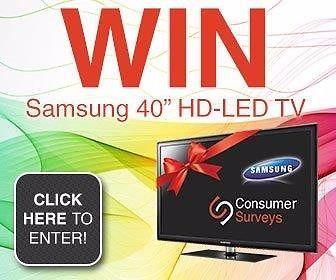 WIN Samsung 40