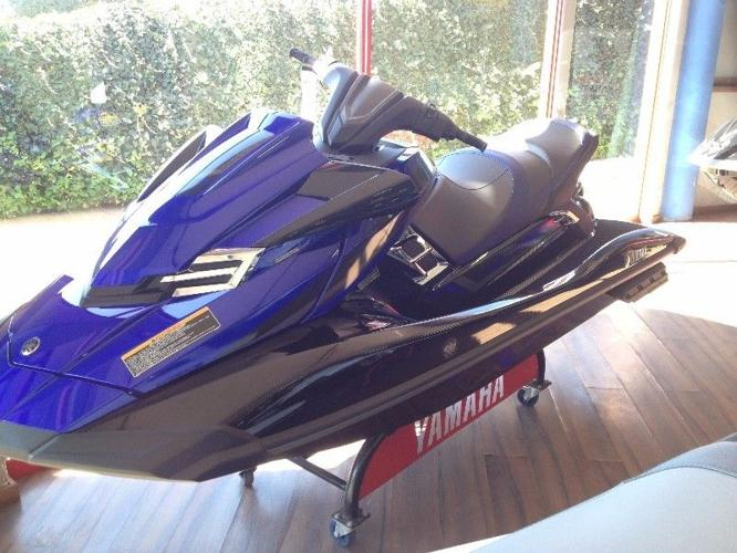 WINTER SPECIAL: Brand New Yamaha FX SVHO Waverunner 1800 CC
