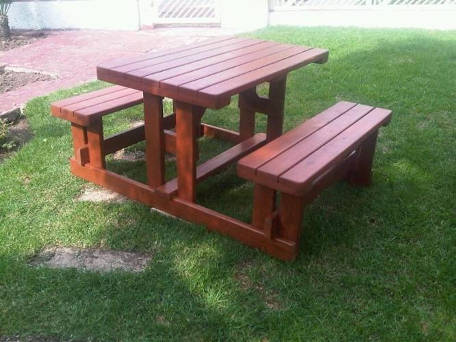 Wooden Benches, Outdoor / Indoor Benches, Picnic