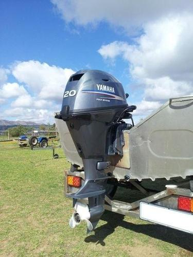 Yamaha 20HP 4-Stroke Outboard for Sale in Atlantis, Western