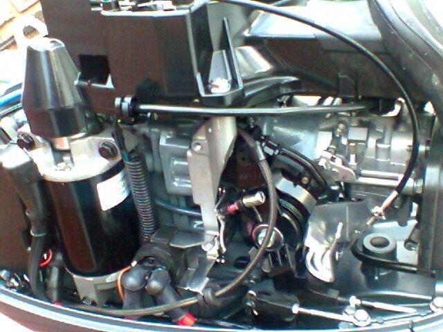 Yamaha 40HP XWL MODEL 2013 Longshaft only one left