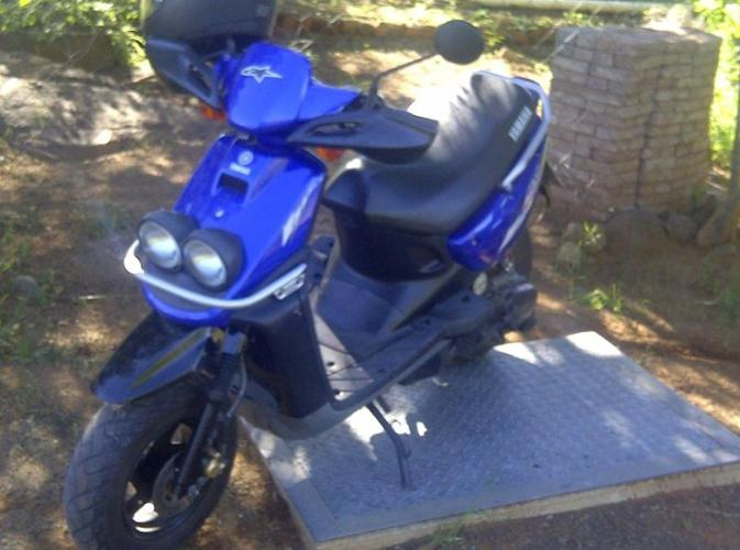 Yamaha BWS 100cc 2- stroke sport scooter for Sale in
