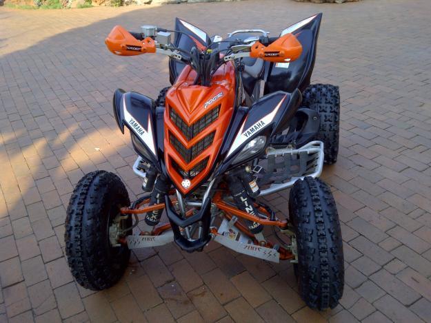 Yamaha Raptor 700 For Sale In Pretoria Gauteng Classified