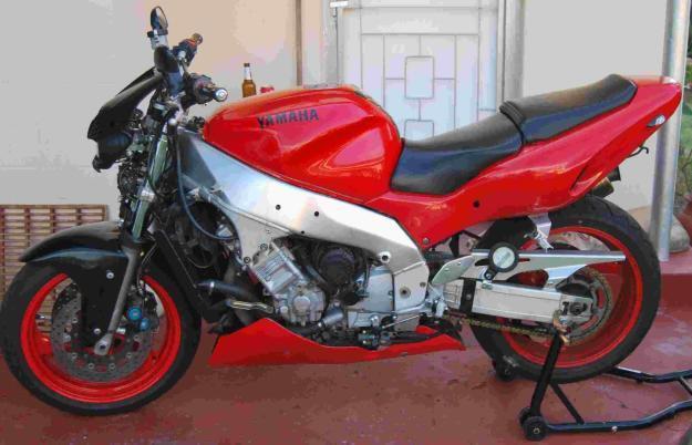 Yamaha Thunder Ace