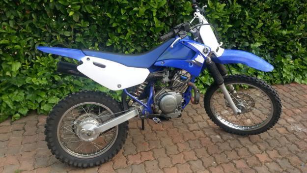 Yamaha ttr 125 for sale in pietermaritzburg kwazulu natal for Yamaha ttr 150 for sale