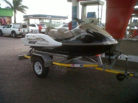 yamaha vx1100 cruiser with fastpods for Sale in Witbank