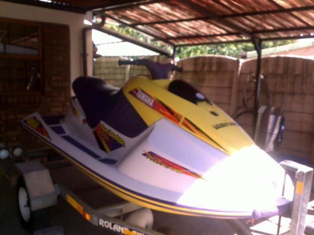 Yamaha Wave Blaster Jet Ski for Sale in Alberton, Gauteng