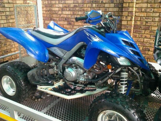 Yamaha Yfm 700 Raptor Quad For Sale For Sale In Middelburg