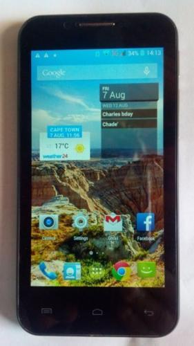Zest T1 Smart Phone