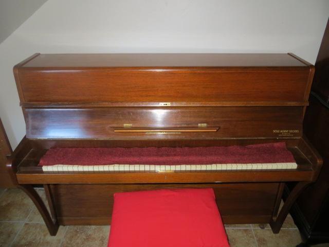 ZIMMERMANN PIANO - pristine condition !!! URGENT