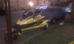 I have a 1200 fuel injection jetski with low hours