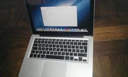 "13"" core i7 MacBook Pro Unibody laptop for sale in"