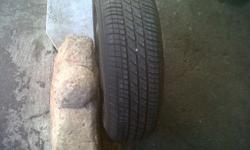 set of 13 inch tyres for sale in good condition