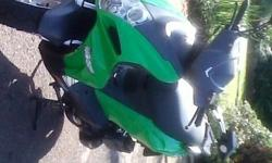 2011 150cc GOMOTO URBAN SCOOTER SI FOR SALE OR SWOP