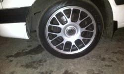 Hi guys I have a set of 15 inch okanam rims and tyres