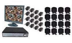 4 Channel DVR Recorder 2TB Hard Drive 18.5 Inch Screen