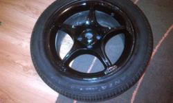 Hi i am selling a set of four rims all with tyres four