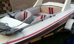 16ft Raven Bowrider - R11000 Good condition Bowrider