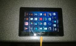 16G BlackBerry playbook WI-FI only plus blackberry
