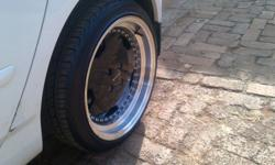 Looking to swop my rim for step dish borbet 8.5J or BBS