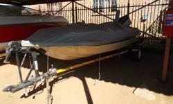 Boat with 55 HP and 45 HP engines. Owner selling and