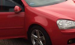 "Golf 6R replicas. 17"" 5x112 pcd. Tyres in good"