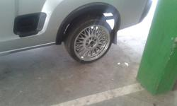 Need to swap my 17Inch Eagle with tyres x 4 with 15