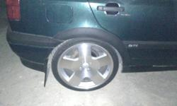 "17"" phat 5's in top condition...for sale or swap with"
