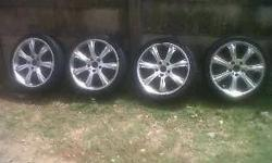 I have a set (X4) of mag rims for sale, or for a