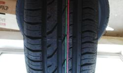 I have a new set of 185/60/15 continental tyres for