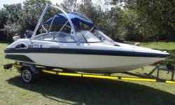 110 Hours on the Clock (Low Hours), 2005 Model Hull and