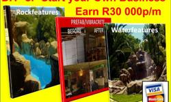 DIY or Earn R30 000p/m * UNIQUE Business opportunity