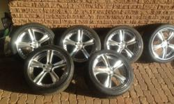18 INCH TORK WHEELS R9 500 neg ALL IN GREAT CONDITION,