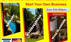 DIY or Earn R30 000p/m * Start Your Own Business for