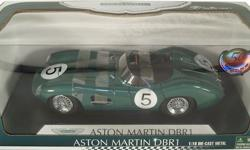 I have a brand new 1959 Aston Martin DBR1 Le Mans