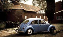 I am selling my VW beetle. It had a pan-off restoration