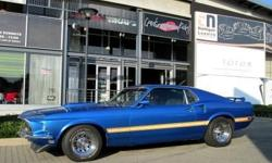 1969 Ford Mustang Fastback  Mach 1 390cu Automatic