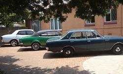 1971 Opel Rekord left hand drive 1900 automatic.