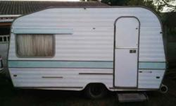 1973 Gypsey Bluebird for sale with tent and in fair
