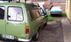 1975 Austin Marina Panel Van. Licensed and in use. Good