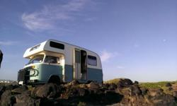 Camper has 2.2 Toyota 4Y engine - very reliable, i get