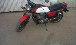 '81 HONDA CB750F FOR SALE,FULLY LICENSED,JUST PAY AND