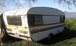 caravan deur rubber