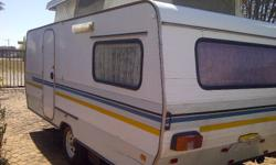 sprite sport 6 bed with full tent in good condition for