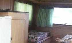 1984 caravette 5. Full tent. Electric fridge. Neat and