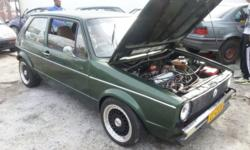 Gti Motor. 2l 8Valve. Forty Side drafts. Car also has