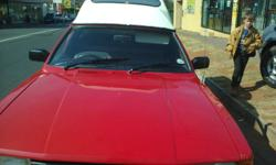 - Ford bakkie, with canopy - Very good condition - Used